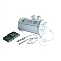 Crystal Microdermabrasion & Diamond Dermabrasion Peeling 2 in 1 Machine