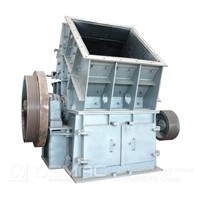 DPC Single Stage Hammer Crusher - Cement Company Use