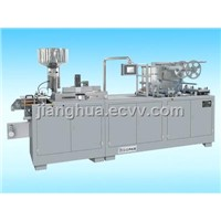 DPP-320 Flat Plate Automatic Blister Packaging Machine for Alu-alu & Alu-pvc