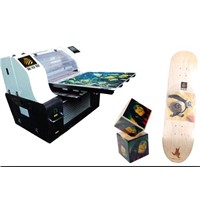 Digital Flatbed Wood Printer/Wood Gift Printer/Handicraft Wooden Box Printer