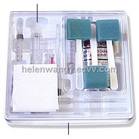 Disposable PVC Medical Plastic Packing Tray