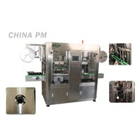 Double Head Sleeve Labeling Machine of Packaging Machine