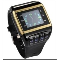 Dual SIM card dual standby Wrist Watch Mobile Phone Q8/Q8+