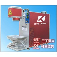 Electronic Compontents laser marking machine(KFD-10/20)