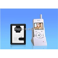 Fashion 2.4 inch mini wireless video intercom
