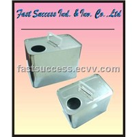 Food oil tin box