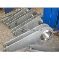 Forged Aluminum Machinery Parts