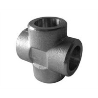Forged Socket weld cross