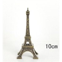 Free shipping Birthday gift tower,desktop tower,Decoration Eiffel Tower/10cm
