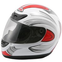 Full face motorcycle helmet YF-05(W)