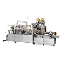 Fully Automatic Wet Tissue Packaging Machine (VPD450Z)