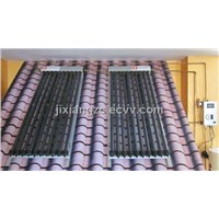 Fully Automatical Split Pressurized Solar Heating System
