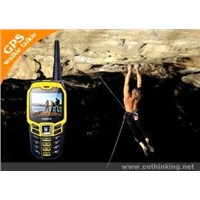 GSM Personal Tracker GPS Sports Cell Phone GK3537