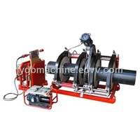 HDPE pipes welding machine