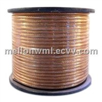 HDTV Cable RG6 Transparent