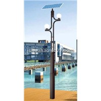 H-H-X-SGL-016 4m 12w solar lights for garden