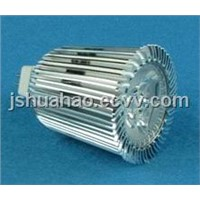 H-H-X-SPL-022 3*3 9w mr16 12v led spotlight