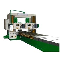 Heavy-duty milling machine