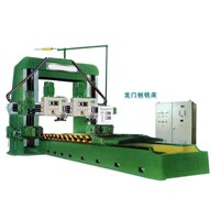 Heavy-duty planer milling machine