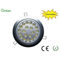 High Power 21W Dimmable LED Downlights QH-DL-1W21A