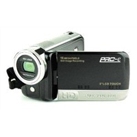 High Resolution Digital Camcorder 3-inch  touch digital camcorder