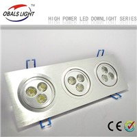 High power 9w Led  spot light