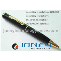 High Resolution Spy Pen / Hidden Camera / Pen Camera
