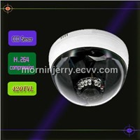 Dome IP Home Security Camera with Good Quality