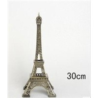 Hot sales home decoration tower Eiffel Tower,Free shipping  Eiffel Tower/Size:30cm