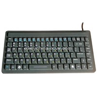 IP68 Industrial Silicone Keyboard/ Medical Keyboard (X-NP87SD)