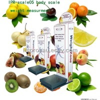 IPR-scale05 Coin Operated Weighing Scale(Little space, more profit)
