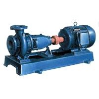 IS axial suction single-stage centrifugal pump