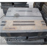 Impact Crusher Blow Bar for Cement Equipment