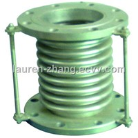 JDZ Axial Pressure Metallic Bellows Expansion Joint