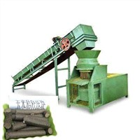 JMX briquette machine with wide range of raw materials application