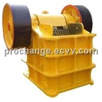 Excellent quality high efficiency Prochange brand Jaw Crusher