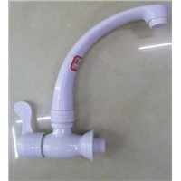 KITCHEN FAUCET WITH ABS MATERIAL(SANI-0012)