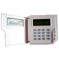 LCD screen wireless alarm keypad with calendar function CX-CJP
