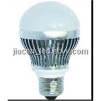 LED Ball Bulb(GU10/E27-7W-BULB)
