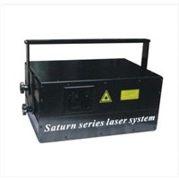 Laser Party Light / Stage Laser Lighting (Saturn RGB 3.3Watt )