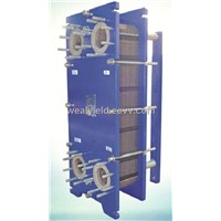 M10 gasket interchangeable heat exchanger