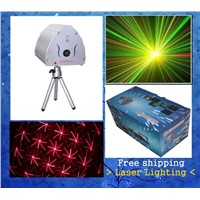 MINI-09 RG Twinkling laser show system & Lighting