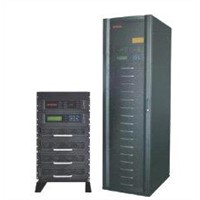 Modular UPS for Data Processing Centers LCD Display 5K
