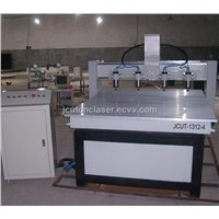 Multi heads cnc router JCUT-1312-4