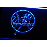 New York Yankees Led Neon Sign Light Signs Display Neon Light