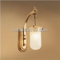 New model copper wall drop lighing,Hot-selling brass drap light