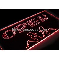 Open sign led sign light sign led display