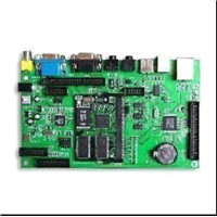 PCB, Made of FR1, Teflon Materials with Wire Harness, Available in Any Type of Cable Assemblies