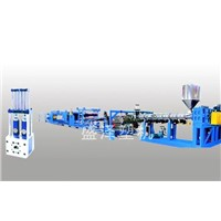 PC/PMMA/PS/ABS/PP/PE Board Extrusion Line