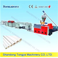 PVC Thread Pipe Production Line